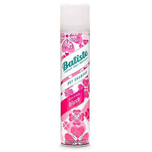 Batiste, Blush Floral & Flirty Dry Shampoo, 200 ml