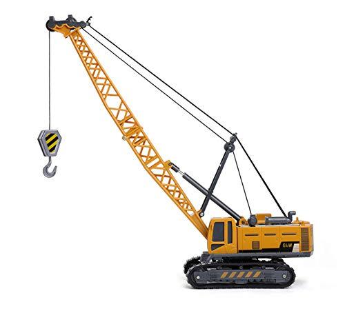 FFXZL Crane Toy Toy Remote Control Crane Truck Technic Mobile Construction Vehículos Edificio Toy Crawler Tower Tower Crane para Boys Girl Adultos niños