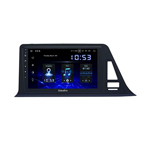 Dasaita 9' Android 10.0 Autoradio con Schermo per Toyota CHR C-HR Stereo Auto Bluetooth 1280x720 Compatibile con AndroidAuto Apple CarPlay