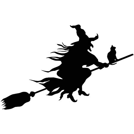 Size - Color 20 Inch // 50 cm Wide GottaLoveStickerz Charmed Inspired Witch Spell Removable Vinyl Decal Sticker for Laptop Tablet Helmet Windows Wall Decor Car Truck Motorcycle Matte White