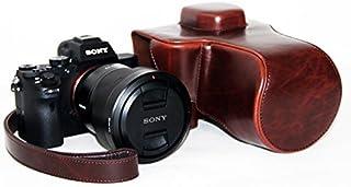 Nylon Black Camera Case Versatile Handbag with Removable Shoulder Strap for Sony Alpha ?99 II 77 68 58I SLR DSLR
