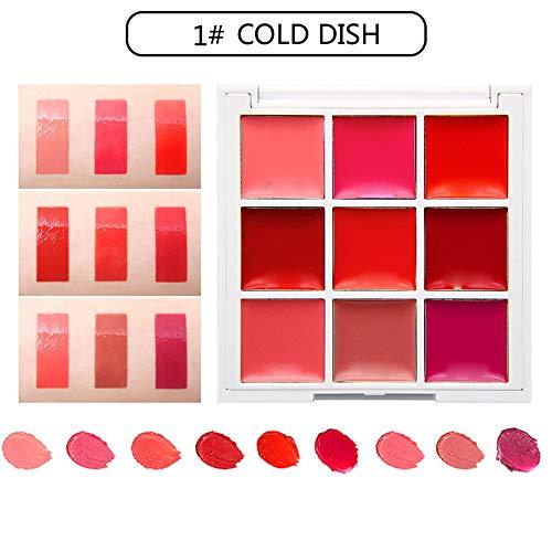 Yogogo -> Santé et beauté -> Nail Art, Beauty Make Up Lipsticks Set de cosmétiques hydratant pour Les lèvres
