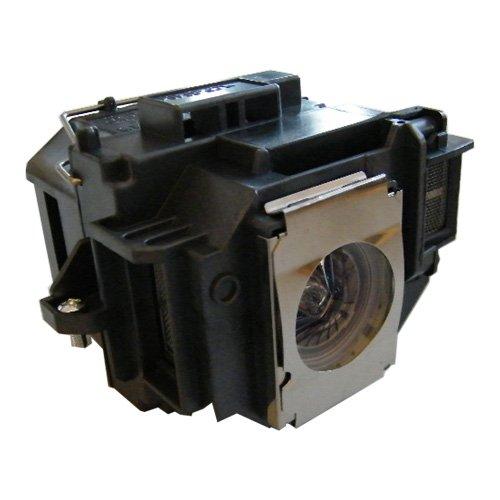 azurano ProLine Ersatzlampe mit Gehäuse für EPSON ELPLP54, V13H010L54 EB-S7, EB-S72, EB-S8, EB-S82, EB-W7, EB-W8, EB-X7,