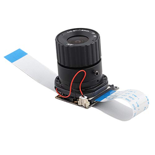 Módulo de cámara apto para Raspberry Pi Interruptor manual IR-CUT Teleobjetivo Lente grande HBV-IR CUT Módulo de cámara HD