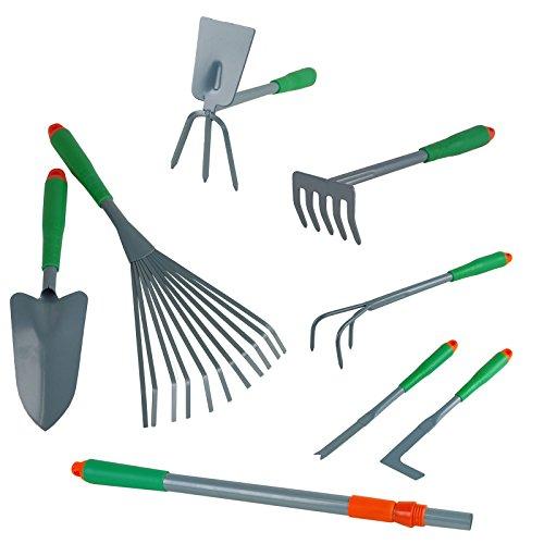 Gartenwerkzeug-Set Gartengeräte 8 teilig
