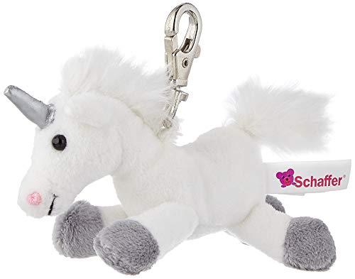 Rudolph Schaffer Unicorn Keyring Soft Toy