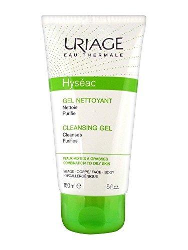 Uriage Hyseac Gentle Cleansing Gel 150 Ml. / 5 Fl.oz by Unknown
