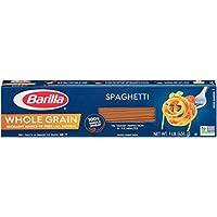 20-Pack Barilla Whole Grain Pasta, Spaghetti, 16 Ounce