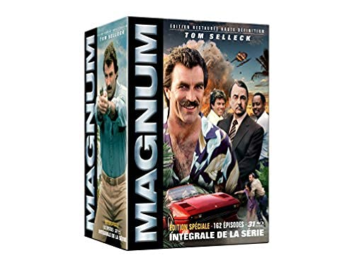Magnum-L'intégrale [Édition Spéciale] [Blu-ray]