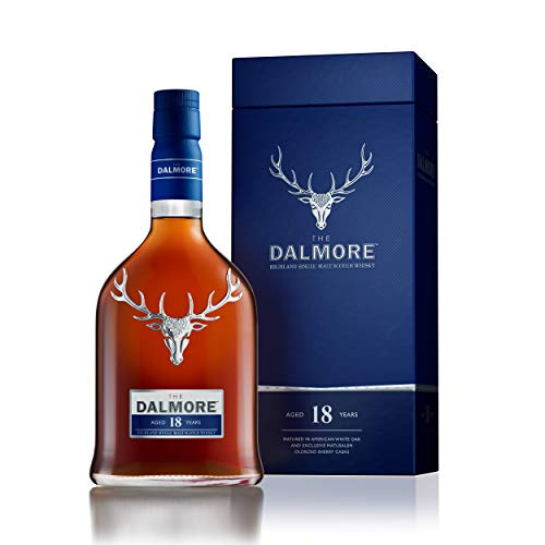 The Dalmore The Dalmore 18 Single Malt Scotch Whisky - 700 Ml