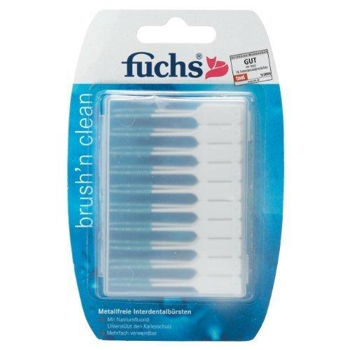Fuchs Brush'n Clean Interdentalbürsten 5er Vorteilspack (5 x 20 Bürstchen)
