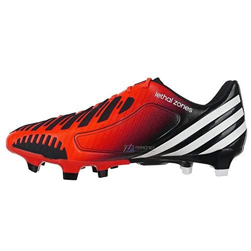 Adidas Predator LZ TRX FG G63508 Fußballschuhe Herren Nocken Rot