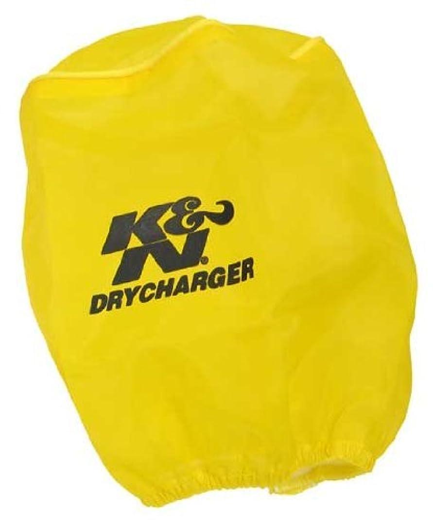 偽善半円同化するK&N RX-4730DY Yellow Air Filter Wrap [並行輸入品]