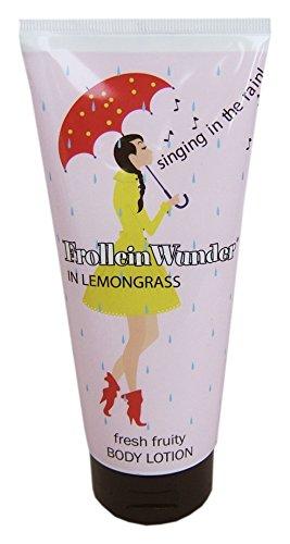 Frollein Wunder Bodylotion Lemongrass, 1er Pack (1 x 0.2 l)