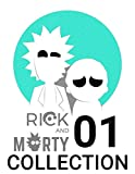 Rick and Morty: Presents Action | Adventure | Sci-Fi comics and graphic novels Fan collection 1 (English Edition)