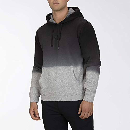 Hurley M Dipdye One&Only Blocked Sudadera, Hombre, Black