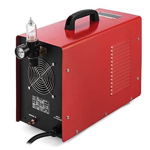 VEVOR CT-520D Tagliatrice al Plasma 3 in 1, Saldatrice Inverter Multifunzione 220V Corrente di Uscita 20-160A Inverter IGBT, in Acciai a Basso Tenore di Carbonio e Basso Legati