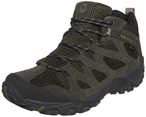 Merrell - Hiking-Schuhe ALVERSTON MID Gore-TEX Olive, Größe:45 EU