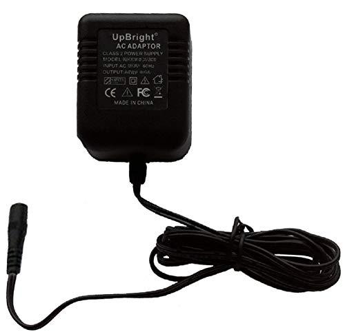 UpBright 12V AC Adapter Compatible with NFK-12 NFK12 AZSID579 AZSID4077 IKEA APC542201 Work Lamp APC542201MR11 MR11 Finecom 66881F CHD 73Z5 E108373 Yongda YD-20C E108373 LR81343 LL65361-7 12VAC Power