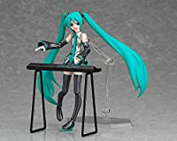 figma 初音ミク ライブステージver. 約140mm (ノンスケール) ABS & PVC製 塗装済み 可動フィギュア