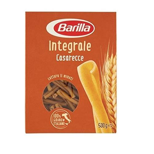 Pasta Barilla Casarecce integrali Vollkorn italienisch Nudeln 500g pack