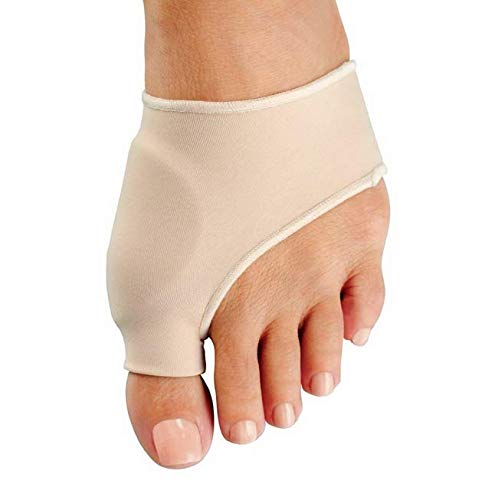 Bunion Corrector Cushion Sleeves. Toe Spacers Straighteners. Splint. Pain Relief. Reduces Inflammation. Comfort Fit. Cushions. One Pair. (Small 3-7)