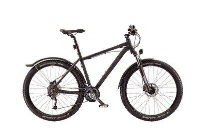 MTB Morrison X 6.0 27,5' 27G Herren in black Modell 2015, Rahmenhöhen:43 cm