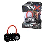 SpyX Door Alarm - Door Monitor That Detects Motion to Protect Your Stuff & Scare Away Intruders. Motion Sensor Alarm for Kids. New Spy Gear Toy Collection. Flexible Cable Fits Any Knobs!