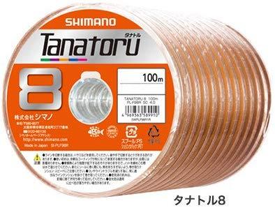 シマノ タナトル8 PLF98R 100m 1号(連結)