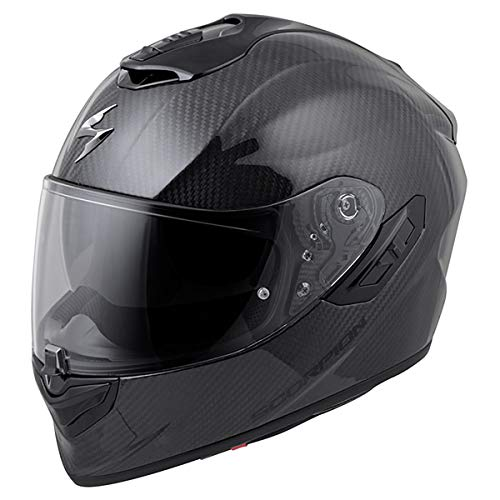 Scorpion ST1400 Carbon Helmet (Large) (Black)