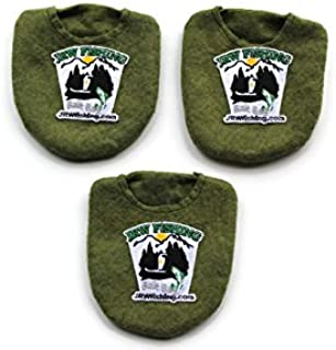 JRW Bait Bag Fishing Worm Bags