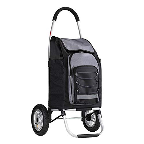 Acier chrom/é 40kg Pliable Bo-Camp Chariot /à bagages