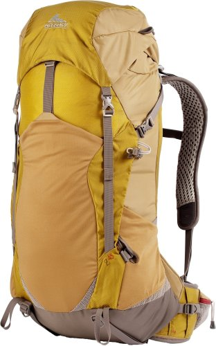 Gregory Mountain Products Z 45 Backpack, Sonora Gold, Small