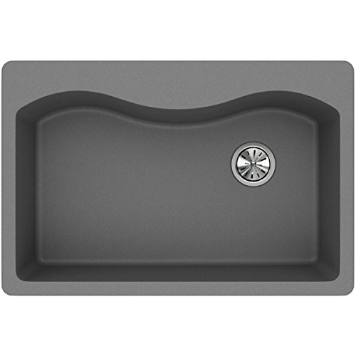 elkay top mount granite sink - 2