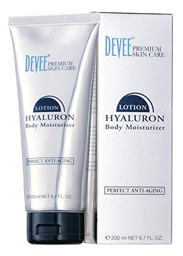 Devee Premium Skin Care Hyaluron Moisturizing Body Lotion