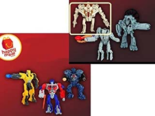 transformers happy meal toys 2010