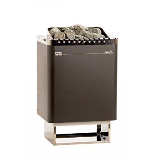 Preisvergleich Produktbild Arend Sauna und Wandofen Safor 7, 5 kW inkl. Steine