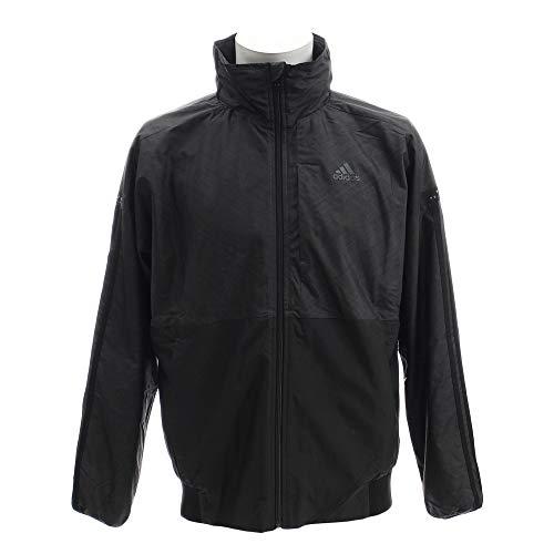 [アディダス] トレーニングウェア Adidas 24/7 ウインドブレーカージャケット (裏起毛) FKK22 [メンズ] ブ...