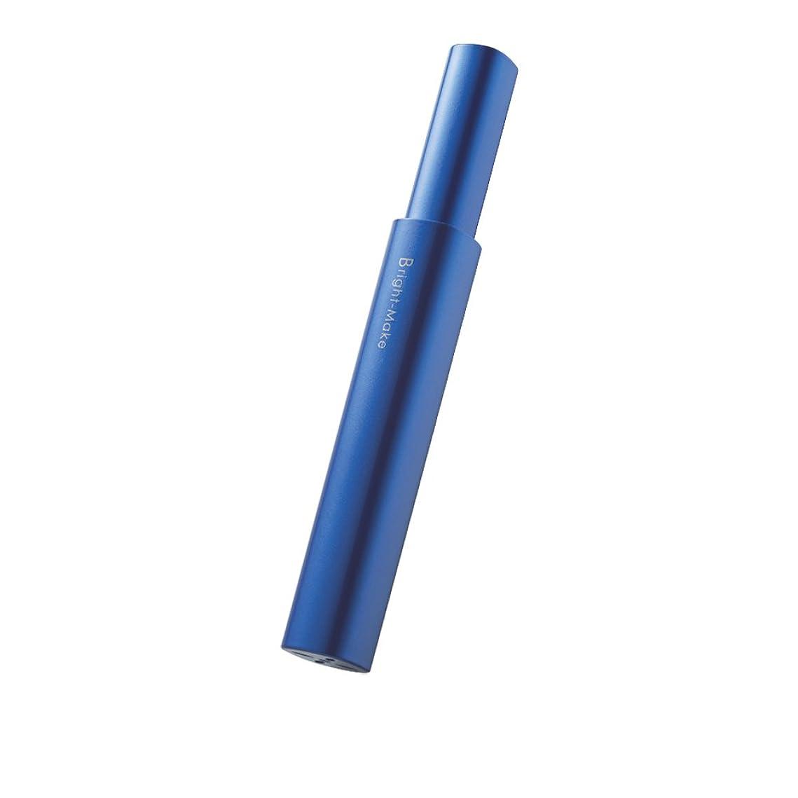 ゴール飼料飲食店オーヴィックス 電動歯ブラシ Bright-Make(ブライトメイク) ネイビー BRM-NV01