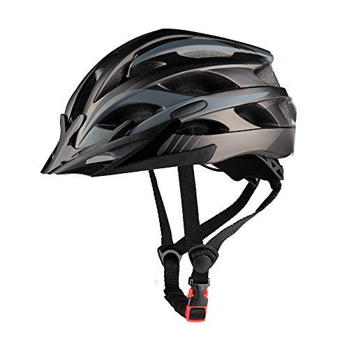 MOKFIRE Casque de vélo pour Adulte avec USB...