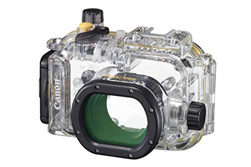 Canon PowerShot S110 - Carcasa para fotografía subacuática, Transparente