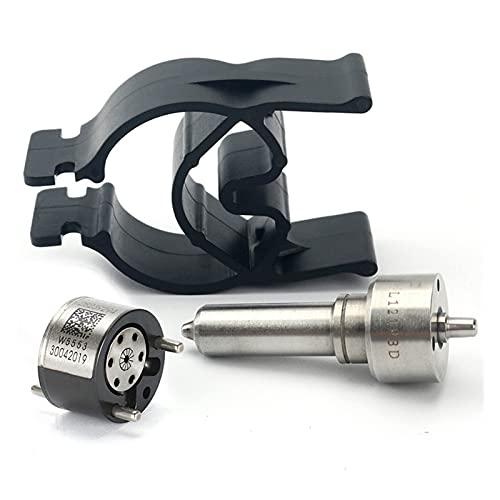 KCSAC Válvula de Control del inyector común de la Boquilla del inyector de Combustible para EJBR01001D 28239294 9308Z621C L121PBD L121PRD L121PBC Inyección de Combustible