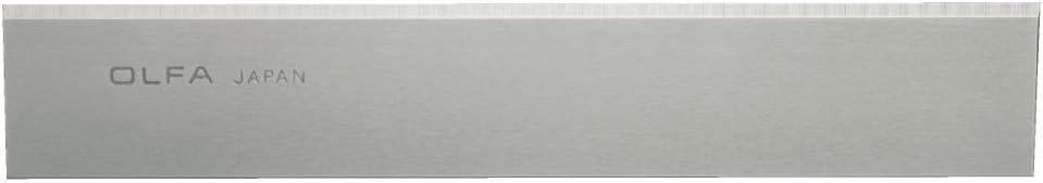 Set de 6 Piezas Olfa 516301 6 Cuchillas flexibles de 100x45x0,3 mm para rascadores BSR