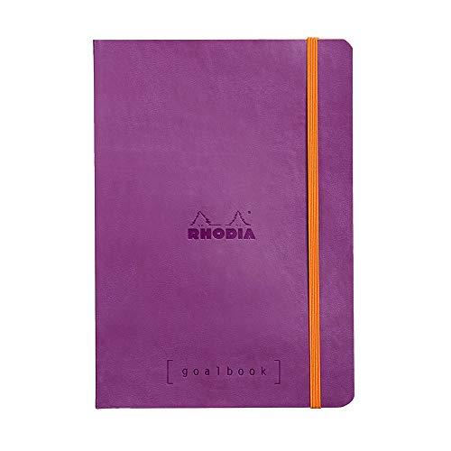 Rhodia 117750C - Goalbook, color morado