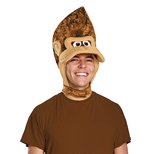 Disguise Super Mario Brother's Donkey Kong Adult Headpiece