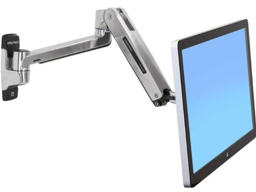 ERGOTRON LX HD Sit-Stand Wall Mount LCD...