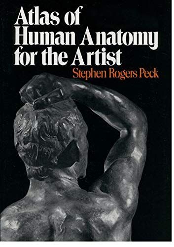 Atlas of Human Anatomy for the Artist (Galaxy Books, Band 689)