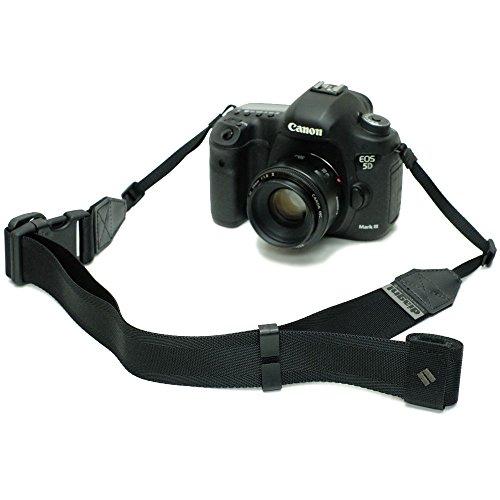 diagnl カメラストラップ Ninja Strap テープ幅 38mm Black 513868