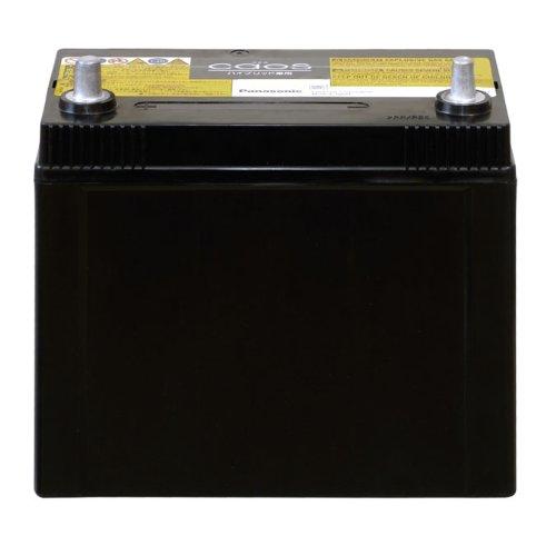 Panasonic [ パナソニック ] 国産車バッテリー [ カオス ハイブリッド車用 ] N-S55D23L/H2
