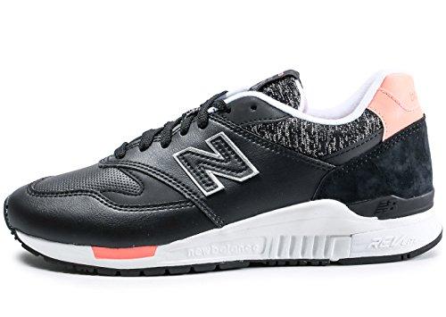 New Balance Schuhe WL 840 Black-Coral (WL840WB) 36,5 Schwarz